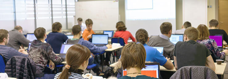 Communications Infrastructure Design & Installation for the Education Industry